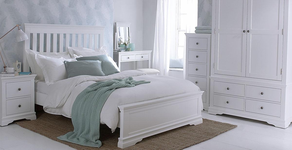 SW Bedroom - White