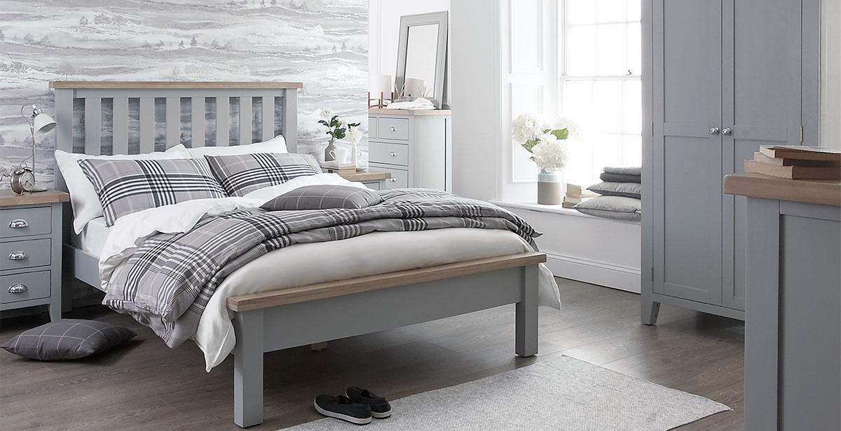 TT Bedroom - Grey