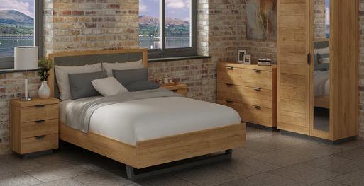 Fusion Bedroom