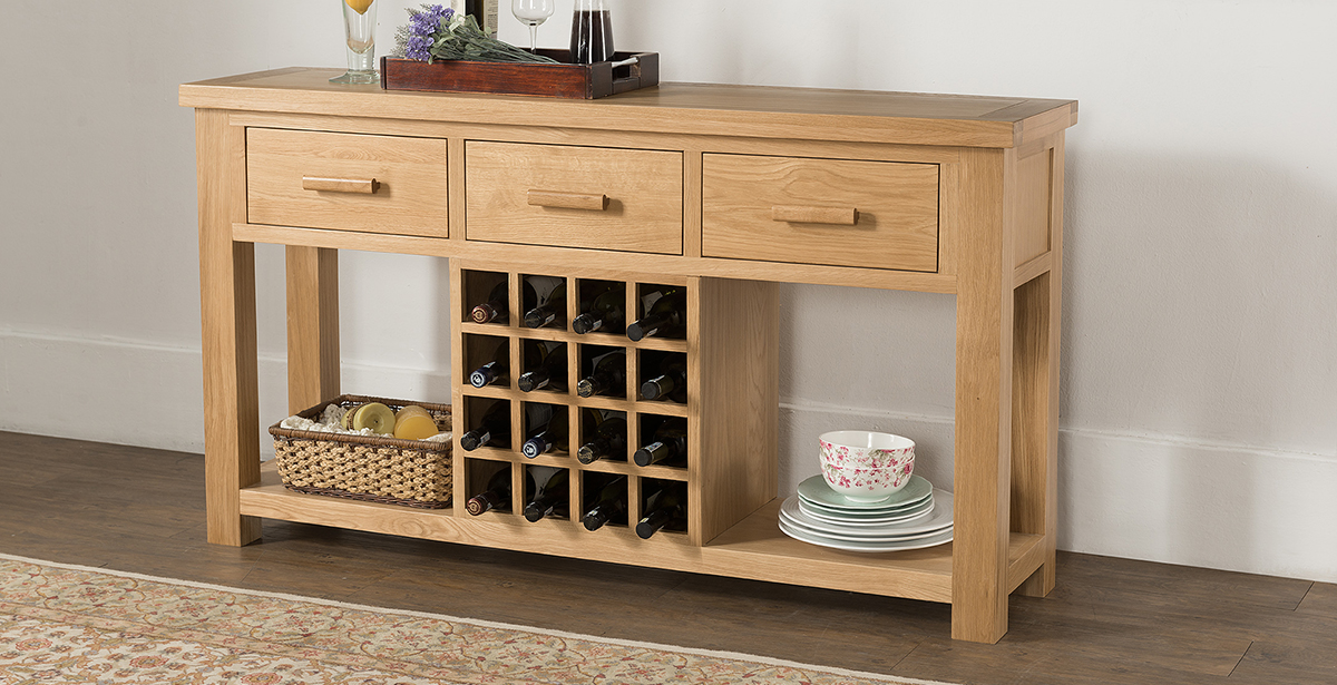 Light Wood Sideboards