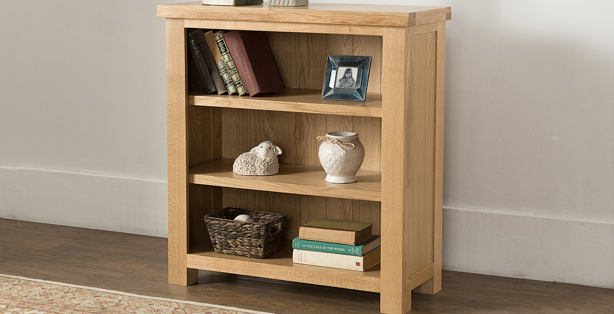Light Wood Bookcases