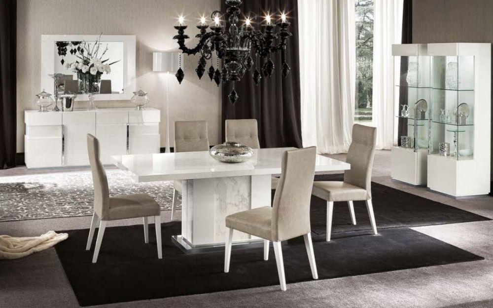 Alf Canova Extending Dining Table 160 210cm Michael O Connor Furniture