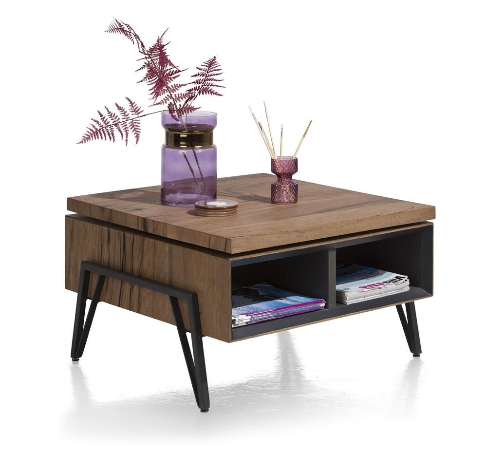 Habufa Janella Swivel Coffee Table Michael O Connor Furniture