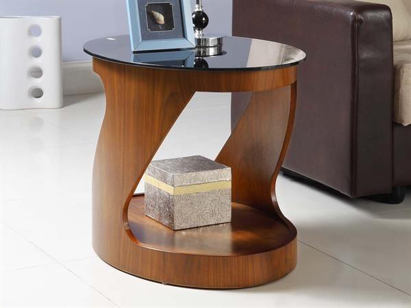 Jual jf304 walnut lamp table michael oconnor furniture aloadofball Images