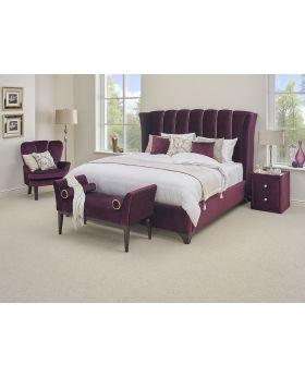 Furmanac Hestia Arabella Fabric Bed Frame