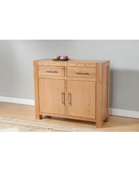 Michael O'Connor Lucerne 2 Door 2 Drawer Oak Sideboard
