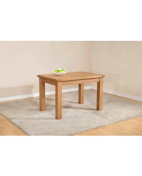 Michael O'Connor Shrewsbury Oak Dining Table with 1 Extension