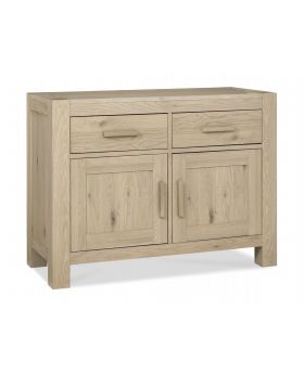 Turin Dark Oak Narrow Sideboard