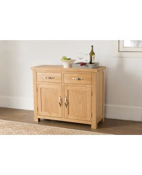 Michael O'Connor Valencia 2 Door Oak Sideboard