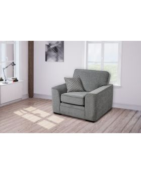 GFA Islington Platinum Fixed Chair
