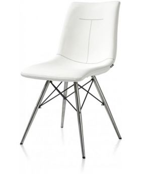 Ambra Dining Chair White