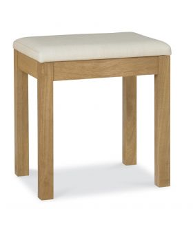 Bentley Designs Atlanta Oak Stool