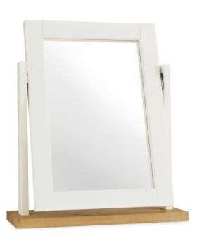 Bentley Designs Atlanta Two Tone Vanity Mirror