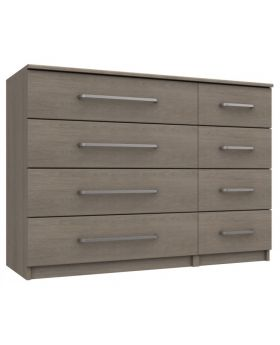 Minnesota 4 Drawer Double Chest