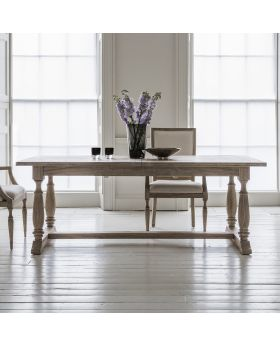 Frank Hudson Mustique Extending Dining Table