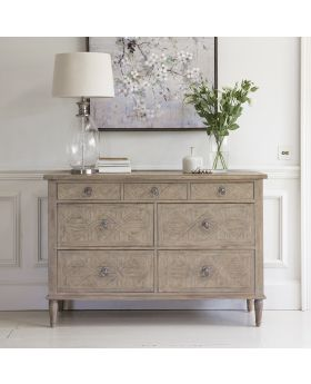 Frank Hudson Mustique 7 Drawer Chest