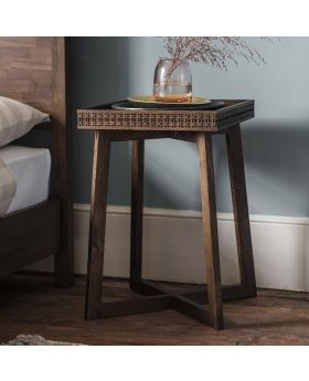 Frank Hudson Boho Retreat Bedside Table