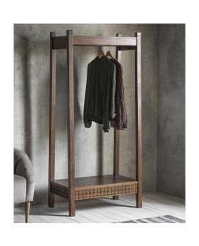 Frank Hudson Boho Retreat Open Wardrobe