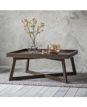 Frank Hudson Boho Retreat Coffee Table
