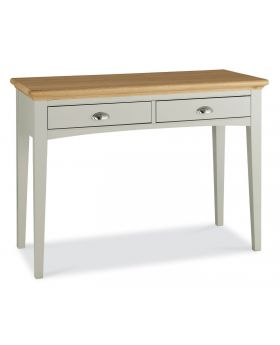 Bentley Designs Hampstead Soft Grey & Pale Oak Dressing Table