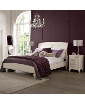 Bentley Designs Bordeaux Ivory Double Bed