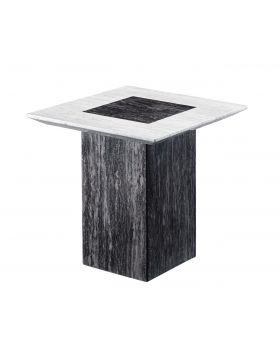 Alfrank Jenson Marble Lamp Table