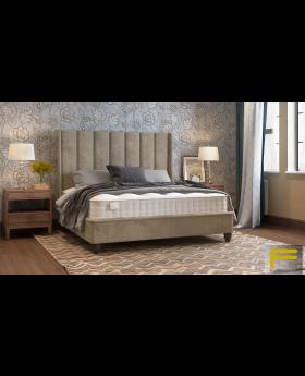 Furmanac Alexander Upholstered Bed Frame