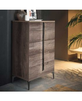 Matera Bedroom 5 Drawer Chest