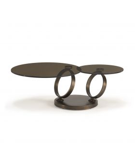 Kesterport Anelli Rings Motion Coffee Table