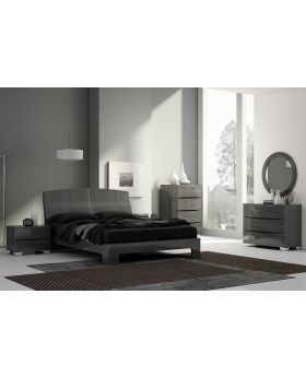 Angela King Size Bed