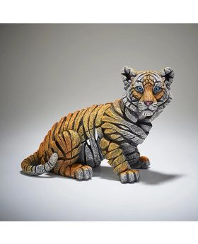 Edge Sculpture Baby Tiger
