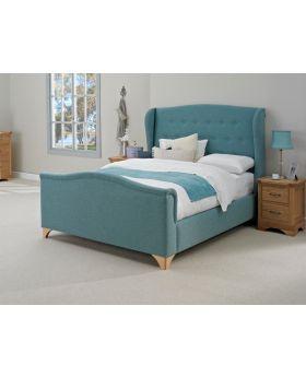 Furmanac Hestia Belmont Fabric Bed Frame