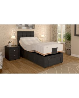 Cartmel Natural Adjustable Bed