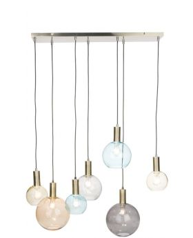 COCO Maison Gaby Hanging Lamp Multicolour