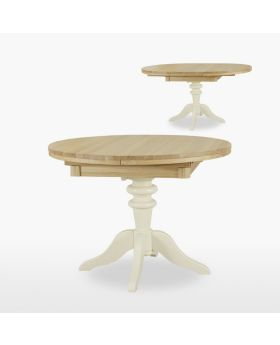 TCH Coelo Dining Round Extending Table