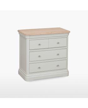Stag Cromwell Bedroom 2+2 Chest of Drawers