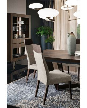 ALF Accademia Set of 2 Regale Dining Chairs