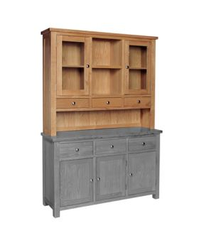 Devonshire Wessex Oak Dresser Top