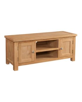 Devonshire Wessex Oak Large TV Unit
