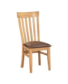 Devonshire Wessex Oak Toulouse Chair