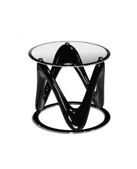 Value Mark Drift Circular End Table
