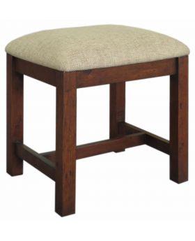 Classic Furniture Driftwood Reclaimed Pine Stool