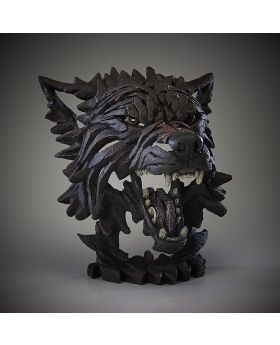 Edge Sculpture Wolf Bust - Fenrir