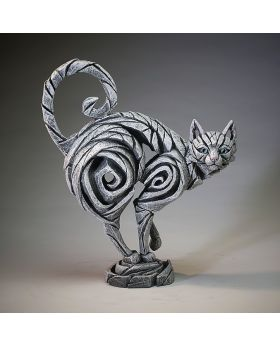 Edge Sculpture Cat Figure