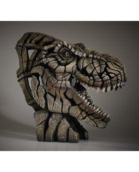 Edge Sculpture Bust T Rex