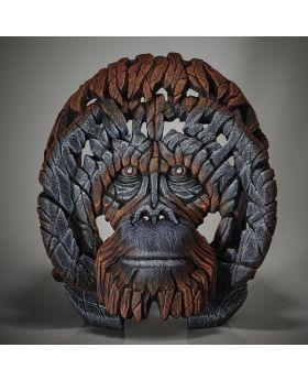 Edge Sculpture Orangutan Bust