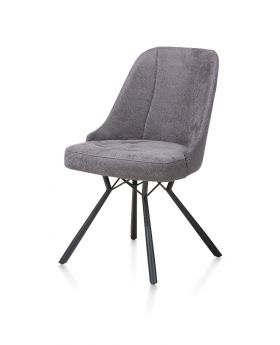 Habufa Eefje Dining Chair - Anthracite