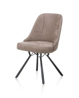 Habufa Eefje Dining Chair - Taupe