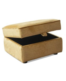 Fairmont Storage Stool in XE Fabric
