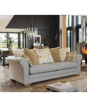 Franklin 3 Seater Sofa in XE Fabric